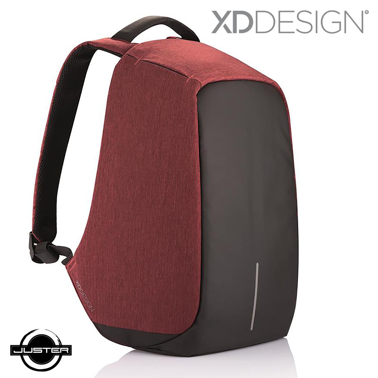 Оригинал рюкзак XD Design Bobby Отправка без предоплаты Защитный код и фирменная коробка (P705.544)