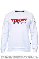 Свитшот мужской TOMMY HILFIGER 19-82 белый, фото 1