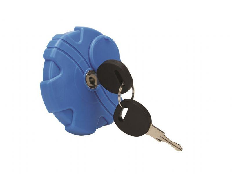 Крышка (пробка) топливного бака для тягача SCANIA-RENAULT-VOLVO ADB-02