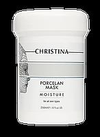"Porcelan Moisture Porcelan Mask - Увлажняющая маска ""Порцелан"" для всех типов кожи, 250 мл"