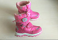 Термосапожки TOM m BiKi розовые