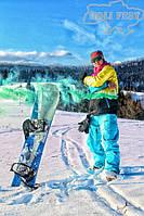 Зимовий відпочинок в яскравих кольорах!