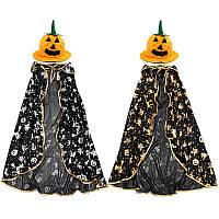 Детская ведьма плаща Хэллоуина детей украшает костюм стороны косплея маскарадного костюма
