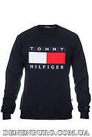 Свитшот мужской TOMMY HILFIGER 19-83 тёмно-синий, фото 1