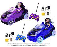 Кукла  Descendants  88120  2 вида, на шарнирах с маш. р/у,  MP3,  муз,  свет,  в коробке 38*19, 5*25 см.