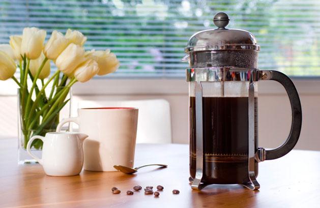 Чайники, френчпрессы и заварники, кофеварки гейзерные, термоса