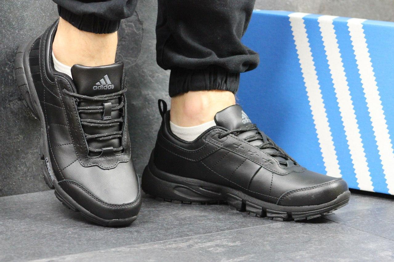 Зимние кроссовки Adidas Climawarm черные 44р