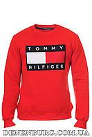 Свитшот мужской TOMMY HILFIGER 19-83 красный, фото 1
