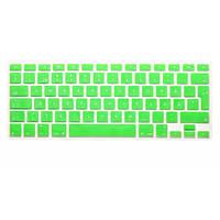 Прозрачная красочная клавиатура силикона защитный фильм для европейского шведского языка macbook13.3 15.4 вариантов