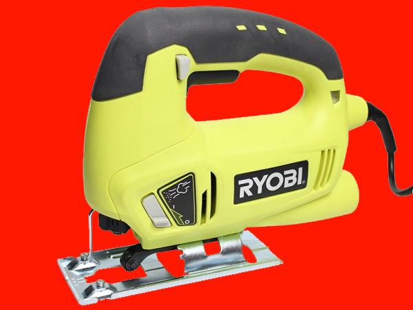 Электролобзик Ryobi EJ 500 с сумкой