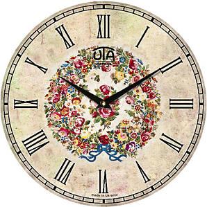 Часы настенные качественные, хороший выбор. Украина. 37