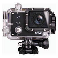 GitUp Git 2 Pro 2K WiFi 1440P 1,5 дюйма LCD Git2 Экшн Камера Новатэк 96660 Чипсет IMX206 с Датчиком Изображения 16.0MP
