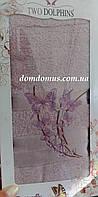 Махровое полотенце в подарочной упаковке 90*140 см TWO Dolphins, Турция 0162