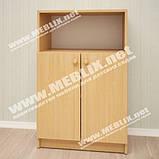 Шкаф для пособий, документов и детских работ Д-6 от производителя, фото 10