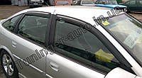 Ветровики, дефлекторы окон Opel Vectra B 1995-2002 (HIC)