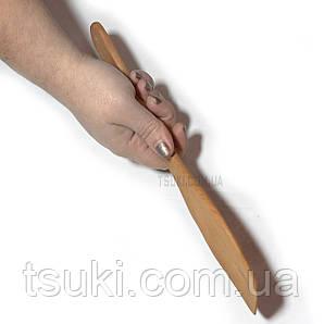 """Лопатка деревянная """"Весло"""" 30,5см"""