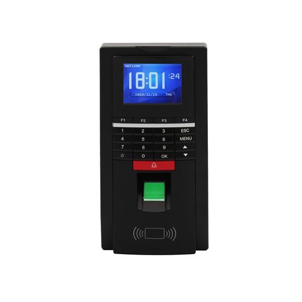 Профессионал realand m30 полная функция двухдверные 2.4 дюйма tft окрашивает дверную систему управления доступом отпечатка пальца 2000 года - 1TopShop