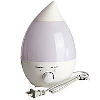 1.Сверхзвуковая домашняя стерилизация эфирного масла увлажнителя аромата на 3 л LED воздух ночника распространяет пульверизатор очистителя