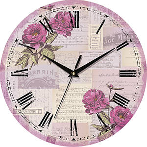 Часы настенные качественные, хороший выбор. Украина. 104