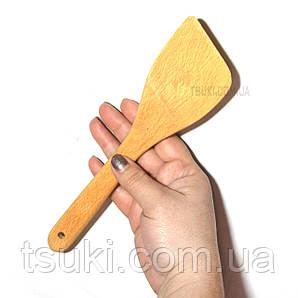 """Лопатка деревянная """"Весло мини"""" 24см."""