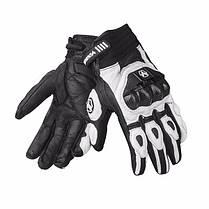 Мужчины кожаные перчатки Мотокросс езда полный палец от ветра для DUHAN t1 1TopShop, фото 2
