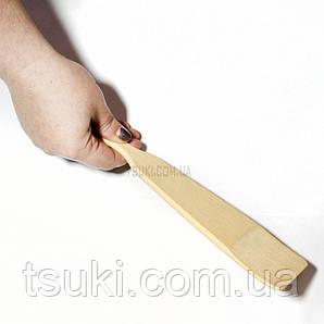 """Лопатка деревянная """"Блинная"""" 30,5см."""