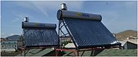 Термосифонная безнапорная гелиосистема для ГВС (солнечный коллектор Altek)  для 12 человек
