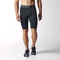 Термо-компрессионные шорты-лосины Adidas Techfit Base Tight