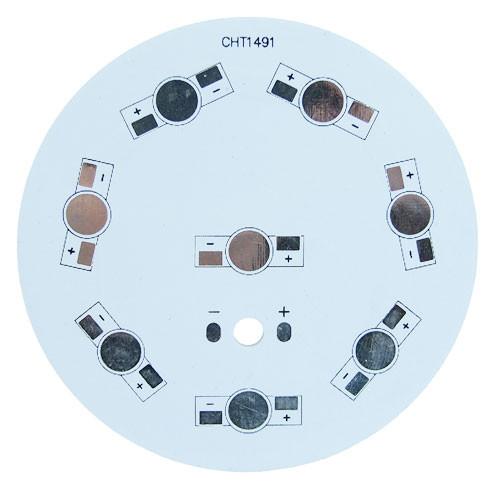 Печатная плата KEY-80X8 MPCB d=78mm 4135