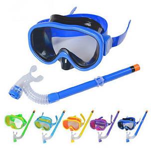 c6acd2c4475f Дети профессиональные силиконовые дайвинг очки очки комплект маска плавание  подводное плавание подводного плавания дыхание ванна 1TopShop