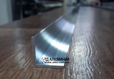 Уголок алюминиевый 20х20 х1.5 / без покрытия