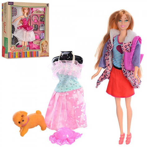 Кукла с нарядом, фото 2