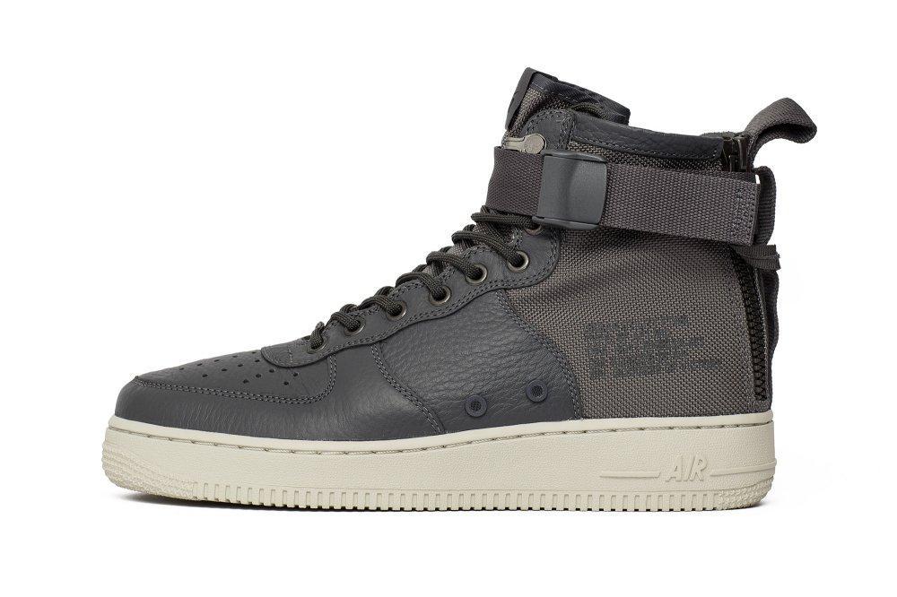 905500fc28d655 Оригинальные мужские кроссовки Nike SF Air Force 1 Mid