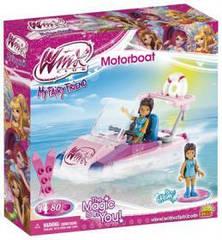 Детский Конструктор Моторная лодка Cobi-25083