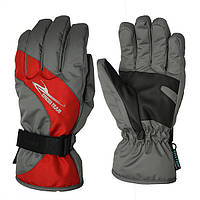 Женщины наружная теплая хлопковая зима электромобиля перчаток наружные лыжные перчатки