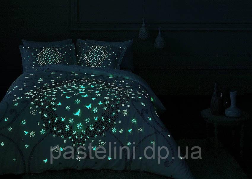 TAC сатин светящийся Fluorescent евро Molly Lilac
