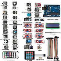 UNO R3 основной стартер обучения 37x датчик Модуль платы Arduino комплект для