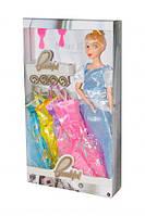 """Кукла Золушка """"Принцесса Диснея"""" 6838 (72шт/2) шарнир,с одеждой,в кор.18*5*33см"""