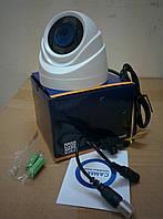 Видеокамера 2 Mp 1080P внутренняя AHD / TVI / CVI / аналог