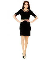 Чорне плаття в категории этническая одежда и обувь женская в Украине ... c11519f9cd86d