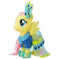 Пони-модница My Little Pony Флаттершай с аксессуарами