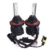 55w 9004 двойных луча высоко низко скрыли bi-ксеноновые лампочки dc12v автомобильный комплект фары