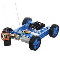 Бронированный внедорожник NO.23 DIY Сборка Smart Авто с Дистанционное Управление