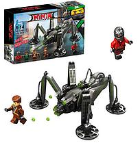 Конструктор серії LERO 12002-03 Аналог LEGO Ninjago Водяний Робот