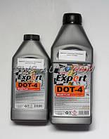 """Жидкость тормозная """"Polo Expert"""" Dot-4 1.0л/900г"""
