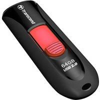 USB 64GB Transcend JetFlash 590 (TS64GJF590K)