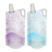 IPRee 1L Складная питьевой воды Бутылка сумка Открытый Туризм Отдых