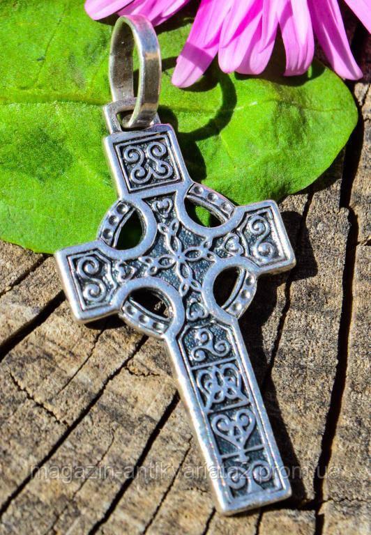 Оригинальный крестик,крест! Серебро,925!