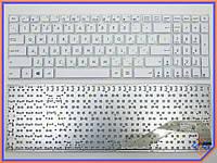 Клавиатура для ноутбука ASUS X540 X540L X540LA X540LJ X540S X540SA X540SC ( RU White без рамки). Оригинальная клавиатура. Русская раскладка