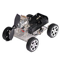 Мини-автомобиль ветра сделай сам озадачивает комплект робота для arduino